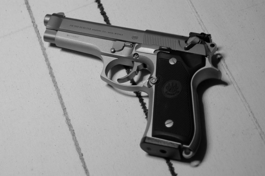Beretta 92 best all around handgun