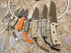 ESEE Survival Knives