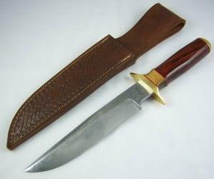 Full tang survival knife