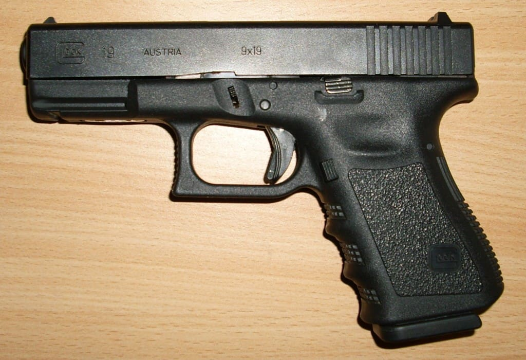 Glock 19 top handgun to own