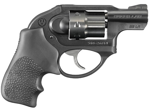 Ruger LCR .22mag for bug out bag