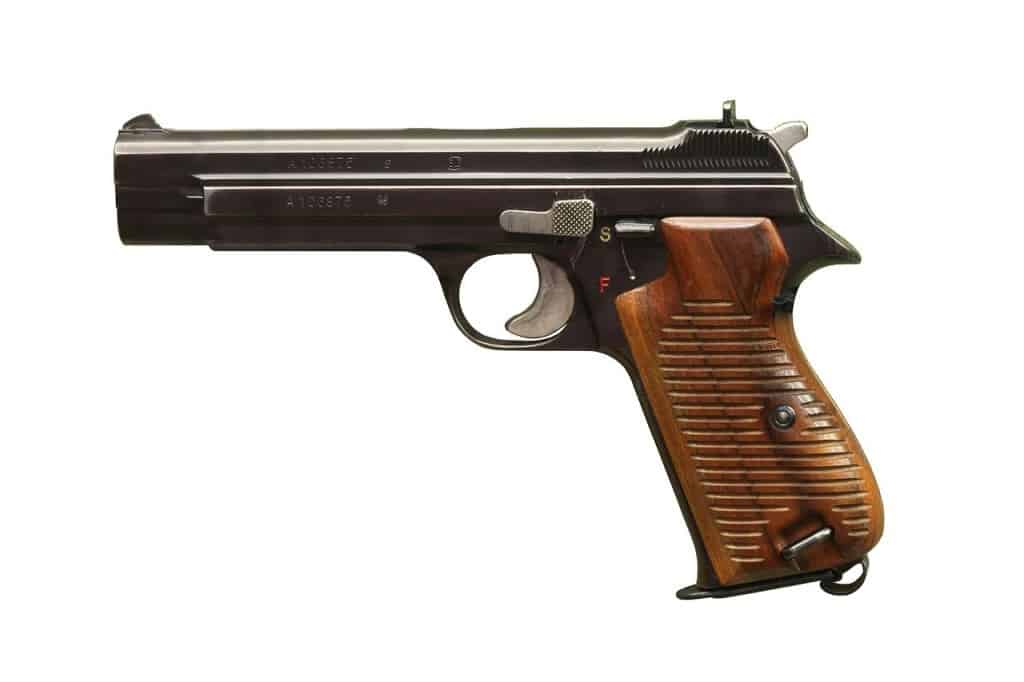 SIG P210 best pistol to own