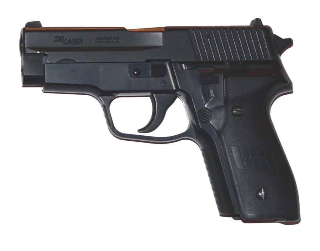 SIG P228 best shtf pistol