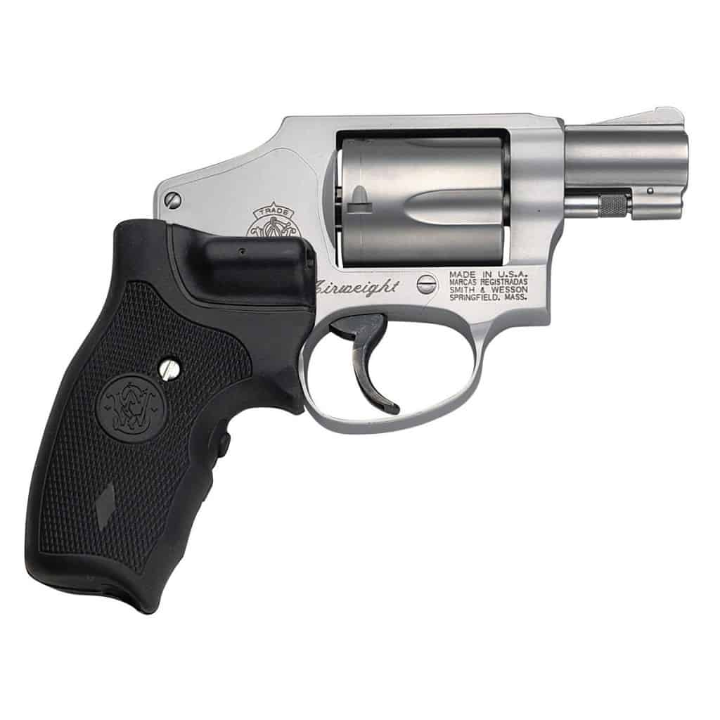 Smith & Wesson Model 642CT bug out gun