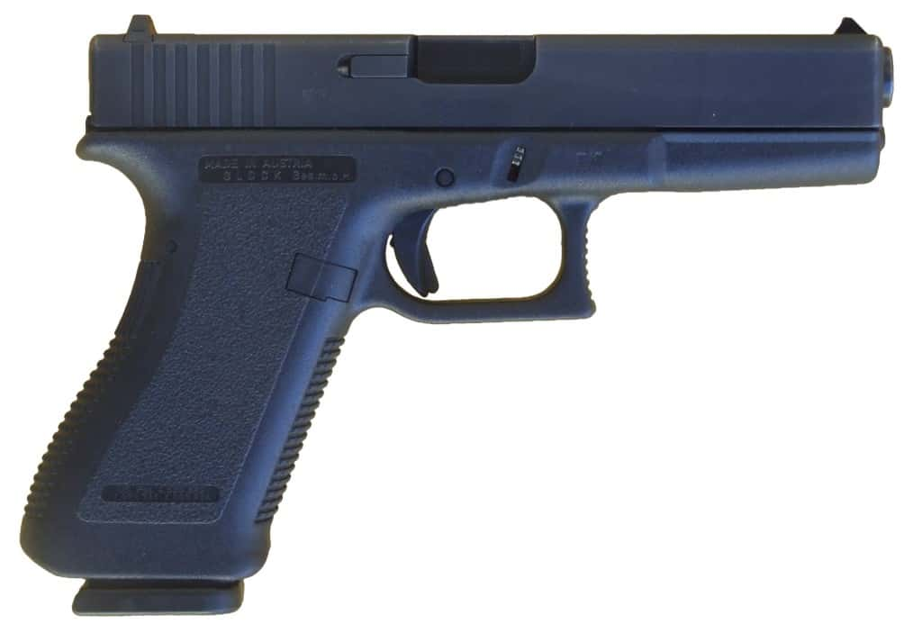 best survival gun Glock 17