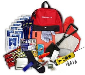 72 hour kit for survival
