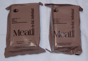 DIY MRE prepper