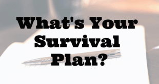 SHTF survival plan