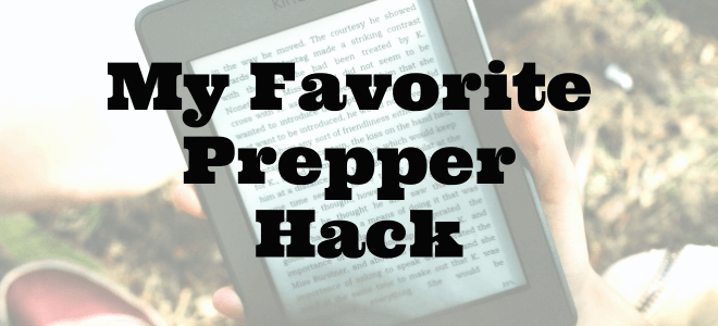 prepper hacks for survivalists