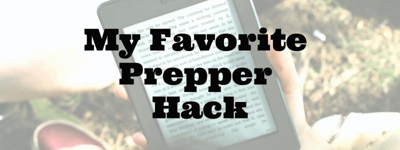 prepper hacks for survivalists