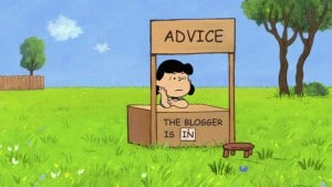 advice for preppers