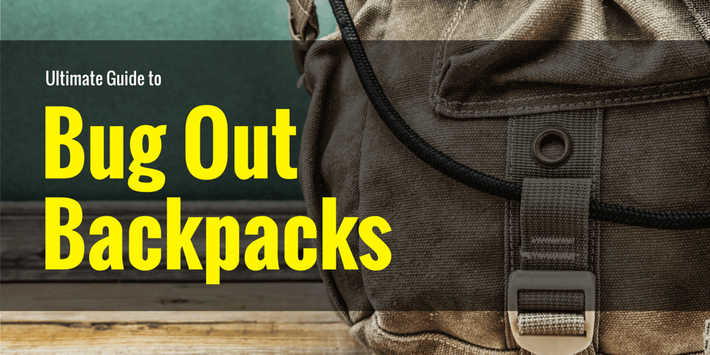 Best Bug Out Bag Backpacks of 2019   Tactical