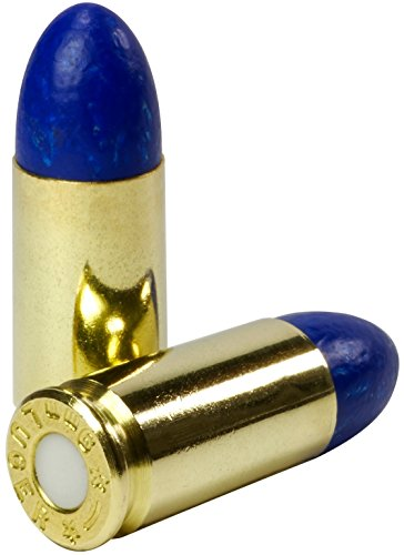 Dummy 9mm ammo
