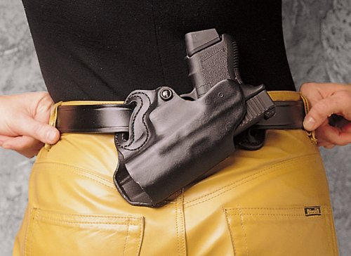 small of back gun holster for shtf weapon