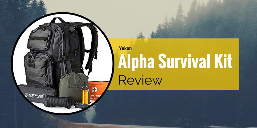 Alpha Survival Kit review