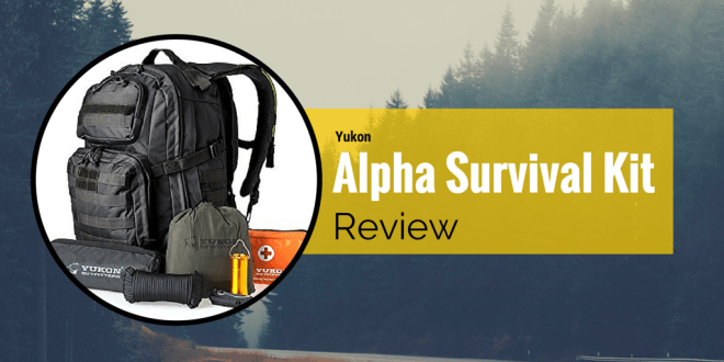 Alpha Survival Kit review