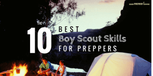 Boy scout survival skills