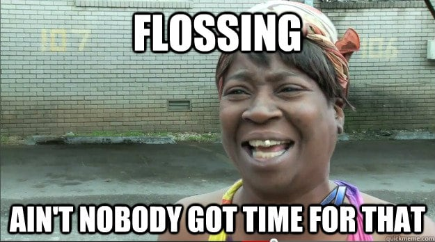 floss for survival