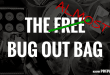 almost free bug out bag post