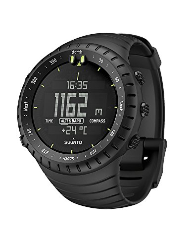 Suunto Core Black Military Altimeter Watch review