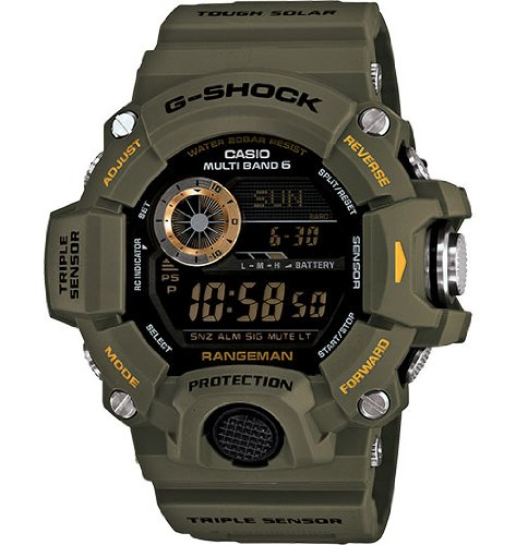 G-Shock Rangeman Master Of G Series Watch review