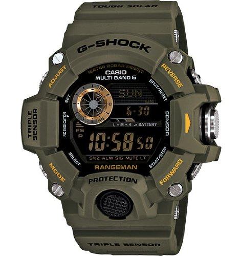G-Shock Rangeman Master Of G Series Watch review
