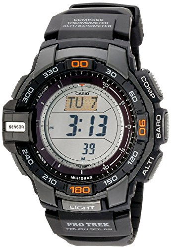 "Casio Men's PRG-270-1 ""Protrek"" Triple Sensor Multi-Function Digital Sport Watch review"