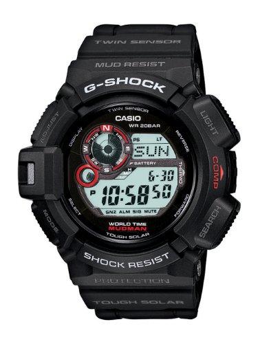 Casio G9300-1 Mudman G-Shock watch