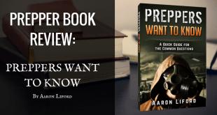 Prepper Book Review