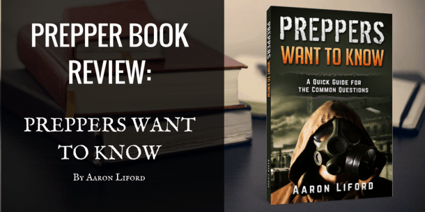 Prepper Book Review
