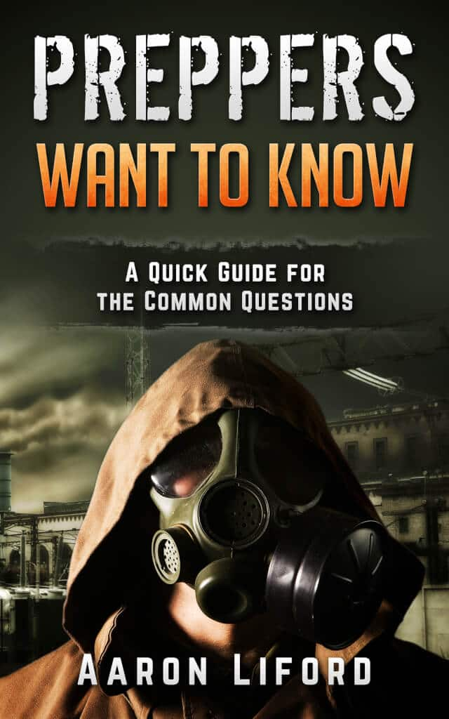 Preppers want to know ebook