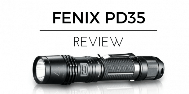 FENIX PD35 Review