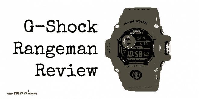 G Shock Rangeman GW-9400-3CR