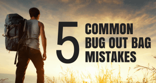 5 Common Bug Out Bag Mistakes