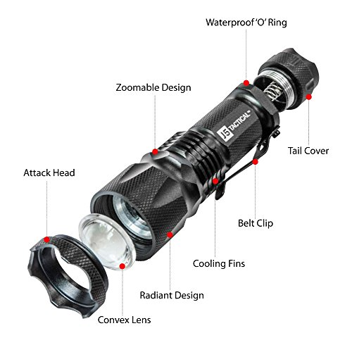 good EDC flashlight