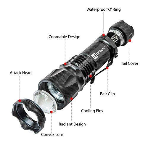 good EDC flashlight