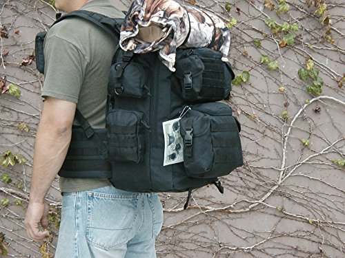 heavy bug out bag