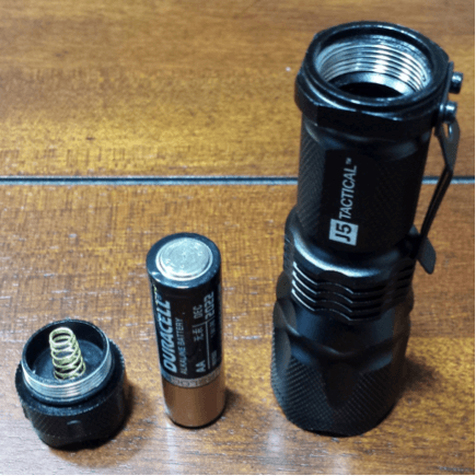 J5 Tactical V1 Pro Flashlight Review