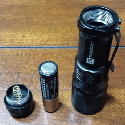 J5 Tactical V1 Pro Flashlight Review