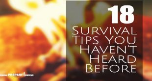 Survival tips and tricks