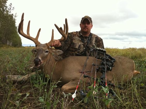 Deer Hunting Tip 4 Hunt With a Bow