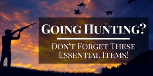 10 essential survival items for hunting