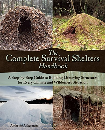survival shelter handbook
