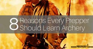 8 Reasons Every Prepper Should Learn Archery