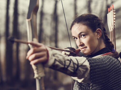 Uses for archery in survival