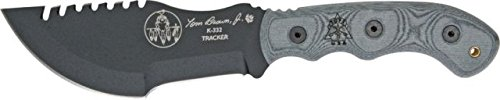 Tops Knives Tom Brown Tracker T-2 Fixed Blade Knife review