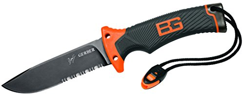 Gerber Bear Grylls Ultimate Knife review