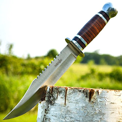 hunting knife for survivalism
