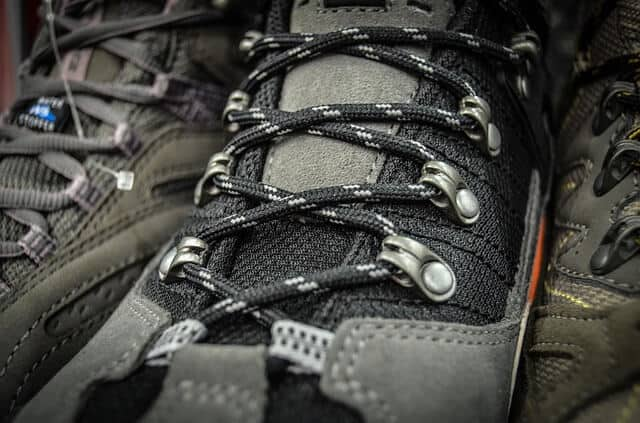 paracord boot laces