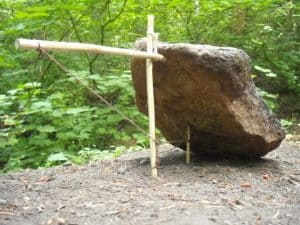 hunting trap deadfall